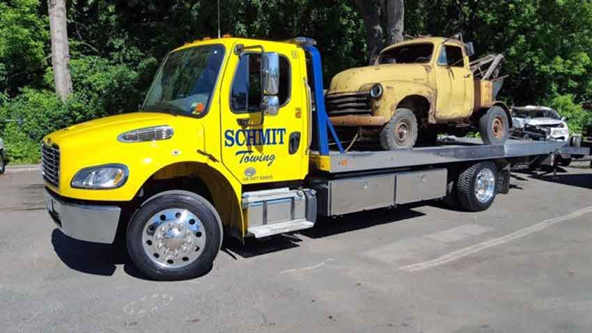 Twin Cities Offering Cash For Your Old Junker Schmit Towing